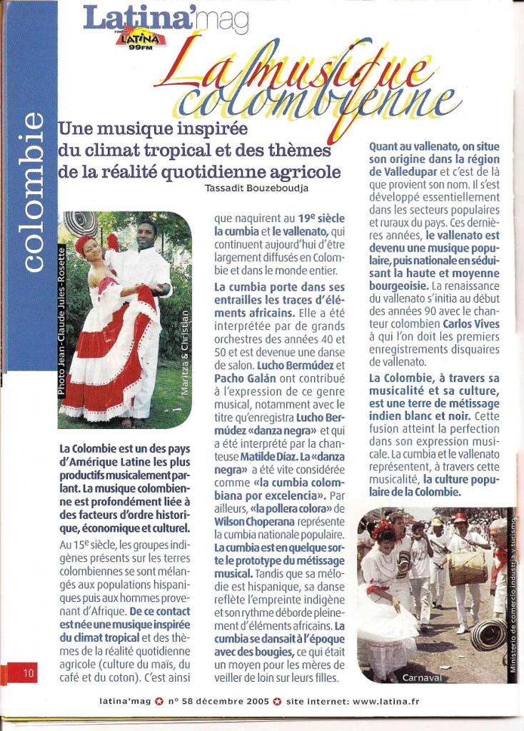 4-La-musique-colombienne--LATINA-MAG-(décembre-2005)-2