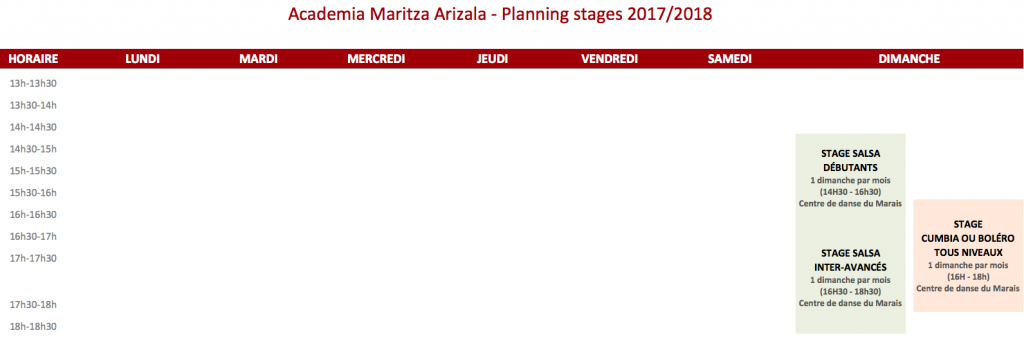planning stages 2018